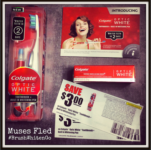 Optic White Vox Box from Influenster